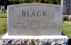 Vona Belle <i>Christopher</i> Black
