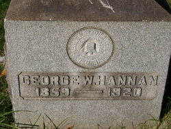 George W. Hannan
