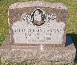 Ethel <i>Rousey</i> Hankins