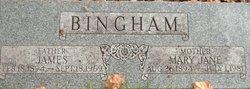 James Bingham, Sr