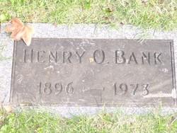 Henry O Bank