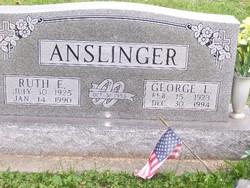 George L Anslinger