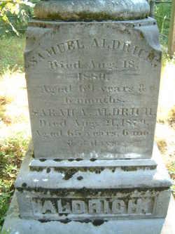Samuel Aldrich
