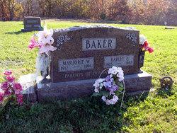 Marjorie Winford <i>Zike</i> Baker
