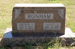 Nancy Ann <i>Baker</i> Bonham