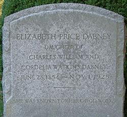 Elizabeth Price Dabney