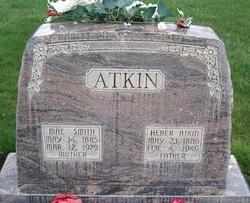Mae <i>Smith</i> Atkin
