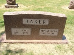 J. Ray Baker