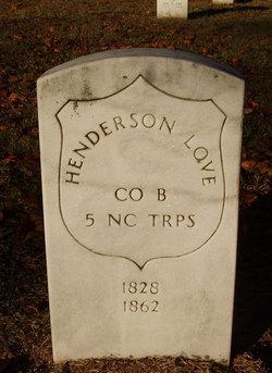 Henderson Love