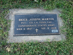 Brice Joseph Martin