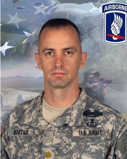 Maj Thomas Gordon Bostick, Jr