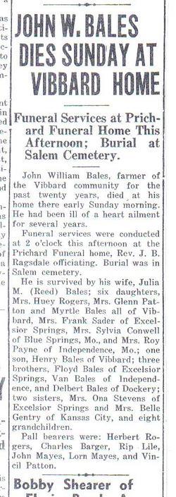 John William Bales