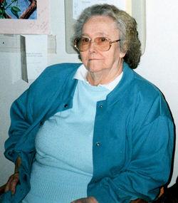 Agatha Mae Gack <i>Rau</i> Savage