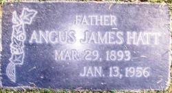 Angus James Hatt