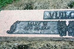 Mary Wyla <i>DICKENS</i> LANE VUILCOT