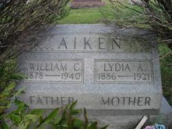 Lydia A. Aiken