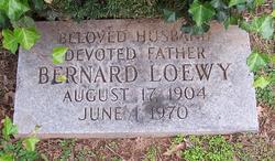 Bernard Loewy