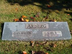 Elma <i>Walton</i> Arberg
