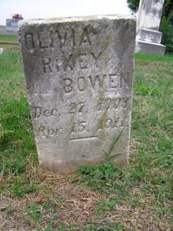 Olivia Rixey Bowen