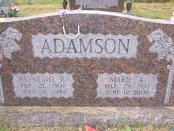 Marie A Adamson