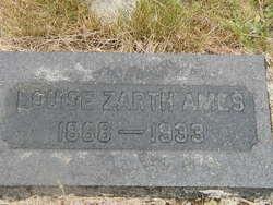 Louise M <i>Zarth</i> Ames