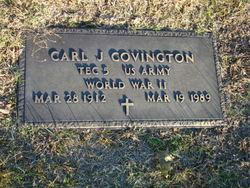 Carl J. Covington