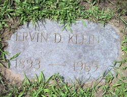 Ervin D Klein
