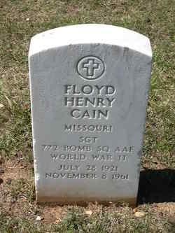 Floyd Henry Cain