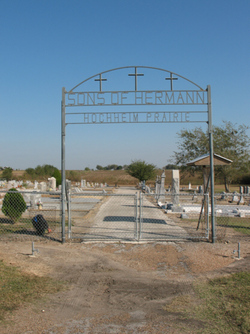 Hermann Sons Cemetery