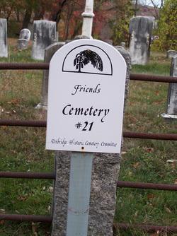 Friends Burying Ground