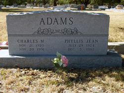 Phyllis Jean <i>Makey</i> Adams