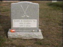 Gary Roy Hadley, Sr