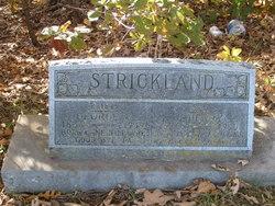 George W Strickland