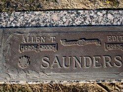 Sgt Allen Taul Saunders