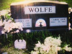 Tommy J. Wolfe