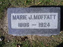 Marie Jane <i>Heller</i> Moffatt