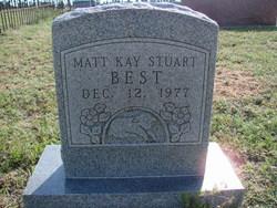 Matt Kay <i>Stuart</i> Best