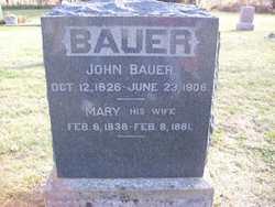 Mary <i>Kukuck</i> Bauer