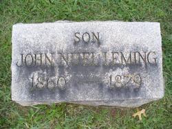 John Nuel Leming