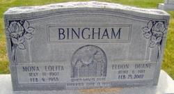 Mona Lolita <i>Lowe</i> Bingham
