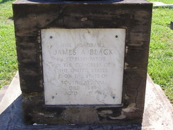 James Augustus Black