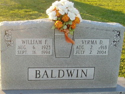 Verma D. <i>Yeager</i> Baldwin