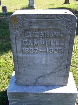 Eliza <i>Hann</i> Campbell