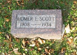 Homer E. Scott