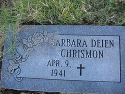 Barbara Deien Chrismon