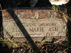 Ella Marie Ash