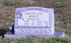 Timothy Ray Whitt