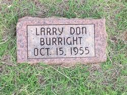Larry Don Burright
