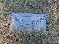 William A. Alberty