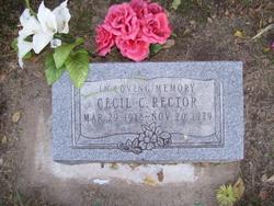 Cecile C Rector